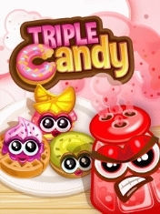 ������� ������� (Triple candy)
