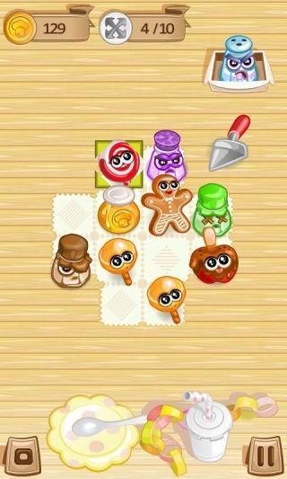Тройные конфеты (Triple candy)