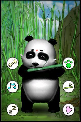 ��������� ����� ���� (Talking Lily Panda)