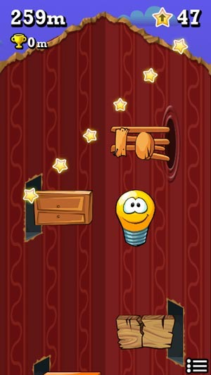 Прыжок лампочки (Lamp Jump)