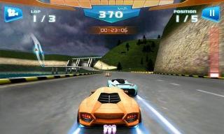 Быстрые гонки 3D (Fast Racing 3D)