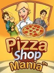 Пицца мания (Pizza Shop Mania)