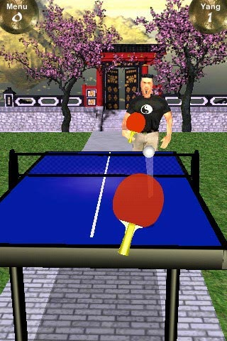 ���������� ������: ��� (Zen Table Tennis)