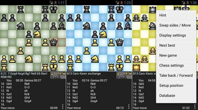 Шахматный гений (Chess Genius Pro)