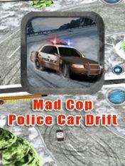 Сумасшедший коп: Автомобильные гонки и дрифт (Mad Cop: Police Car Drift)