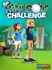 Соревнования по мини-гольфу (3D Mini Golf Challenge)