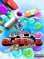 ������ � ������: ��������� (Brick and Bubble: Revolution)