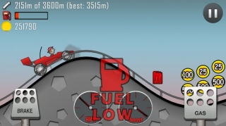 Гонки по холмам (Hill Climb Racing)
