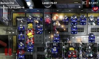 Защита роботов (Robo Defense)