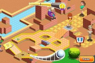 Мини-гольф Парк (MiniGolf Theme Park 99 Holes)