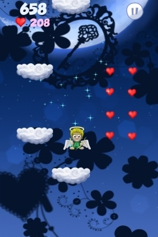 ������ � ����� (Jump to Love)