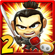 Самурай против Зомби: Оборона 2 (Samurai vs Zombies: Defense 2)