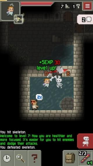 Пиксельное подземелье (Pixel Dungeon)