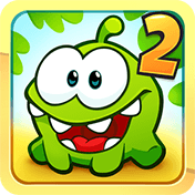 Cut the Rope 2 иконка
