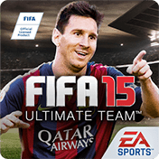 FIFA 15: Ultimate Team иконка