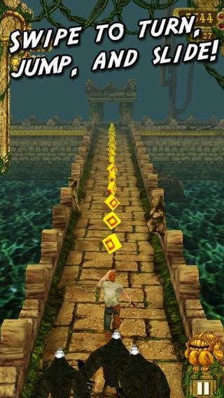 Побег из храма (Temple Run)