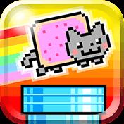 Летящий Нянкот (Flappy Nyan)