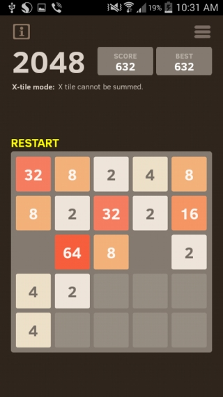 2048 (2048 Number Puzzle game)