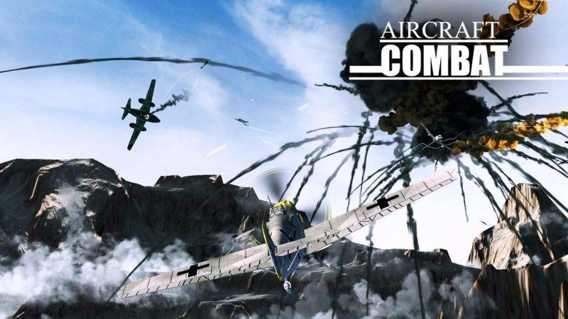 Скачать бесплатно симулятор воздушный бой