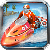 Powerboat Racing 3D иконка