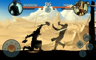 ��� � ����� 2 (Shadow Fight 2)
