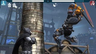 Бэтмен: Летопись Аркхема (Batman: Arkham Origins)