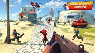 Блиц бригада: Онлайн угар! (Blitz Brigade: Online FPS fun)