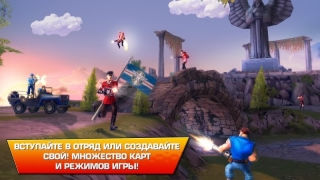 ���� �������: ������ ����! (Blitz Brigade: Online FPS fun)