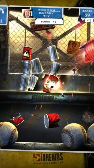 Разбей 3 (Can Knockdown 3)