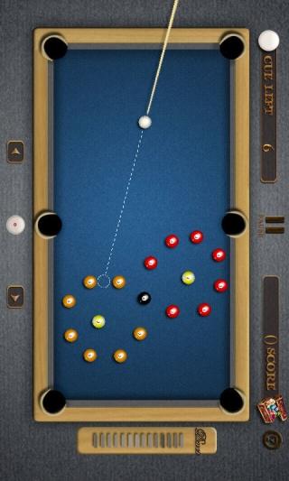 Бильярд (Pool Billiards Pro)