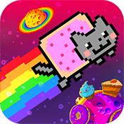 Nyan Cat: The Space Journey иконка