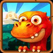 Dino Island иконка