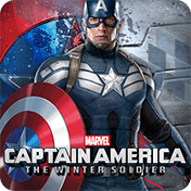 Captain America: The Winter Soldier иконка