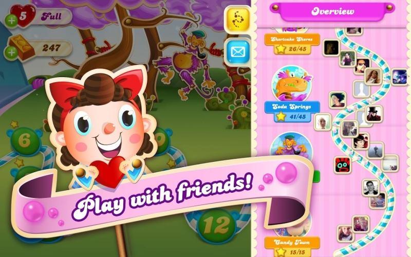 Игры для андроид candy