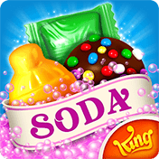 Candy Crush - Soda: Saga иконка