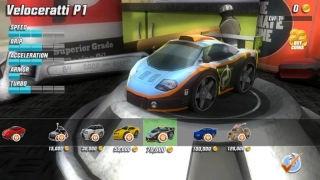 ���������� ����� (Table Top Racing)