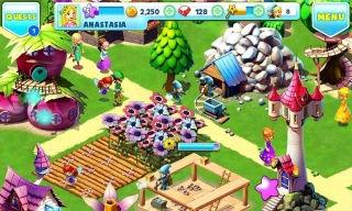Фантастический город (Fantasy Town)