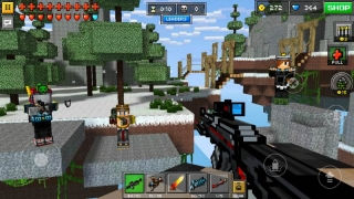 Пиксельная пушка 3D (Pixel Gun 3D: Pocket Edition)