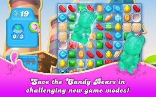 Дробление конфет - Газировка: Сага (Candy Crush - Soda: Saga)