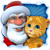��������� ����� � ����� (Talking Santa meets Ginger)