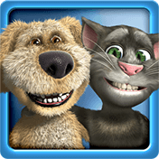 Talking Tom and Ben News иконка