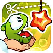 Cut the Rope: Experiments иконка