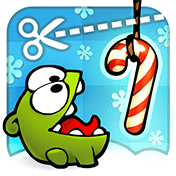 Cut the Rope: Holiday Gift иконка