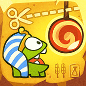 �������� �������: ����������� �� ������� (Cut the Rope: Time Travel HD)