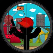 Stickman: Sniper иконка