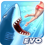 Hungry Shark: Evolution иконка