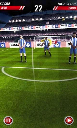 ���������� ����� (Soccer Kicks)