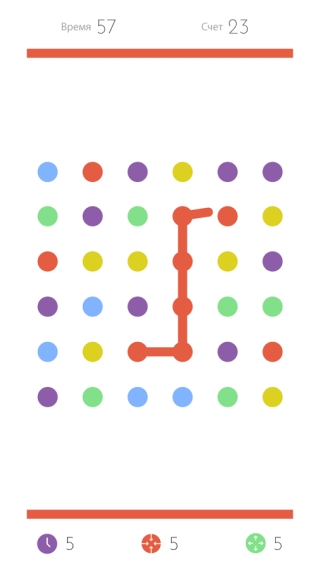 �����: ���� � ���������� (Dots: A Game About Connecting)