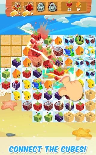 Фруктовые кубики (Juice Cubes)