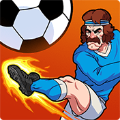 Ударный футбол: Легенды (Flick Kick Football: Legends)